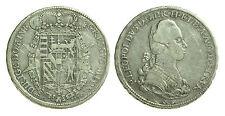 pcc1067) FIRENZE  Pietro Leopoldo di Lorena (1765-1790) - Francescone 1778