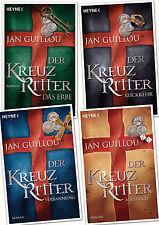 Aufbruch, Verbannung, Rückkehr, Das Erbe, Jan Guillou, Der Kreuzritter 1,2,3,4