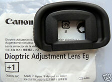 Canon Dioptric adjustment lens Eg+1 for EOS 1DX,1DlV,1Dlll ,1DS lll,5Dlll n 7D