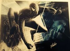 Spiderman Stan Lee Signed Autographed Spider-Man 18x24 Photo Picture PSA ITP