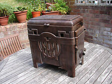 Wood Burning Stove French Art Deco Fireplace St Nicolas Tango Revin 1930s