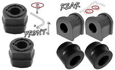 Front Rear Anti Roll Sway Bar Bushing Bushes VW Sharan Ford Galaxy Seat Alhambra