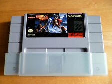 KNIGHTS OF THE ROUND SNES USA NTSC CAPCOM RARE