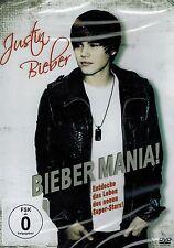 DVD NEU/OVP - Justin Bieber - Bieber Mania