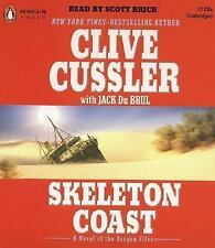 Skeleton Coast - Clive Cussler / Jack DuBrul - Unabridged CD Audiobook -15 Hrs.