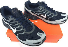 Nike Air Max Torch 4 Anthracite 343846-411 Navy Marathon Running Shoes Men's 13