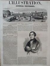 L' ILLUSTRATION 1847 N 203 M.CHARLES DE REMUSAT, MEMBRE DE L'ACADEMIE FRANCAISe