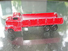 Vintage Structo Transport Truck Red 6 Wheels