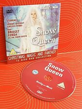THE SNOW QUEEN CHRISTMAS PROMO DVD BRIDGET FONDA JEREMY GUILBAUT CHELSEA HOBBS