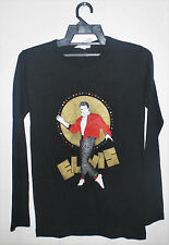 VINTAGE 70's ELVIS PRESLEY WONDER WORKSHOP T-SHIRT KITSCH-22 SEDITIONARIES PUNK