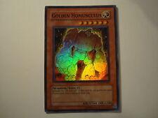 YU GI OH  Golden Homunculus WC6-EN001 Super Rare