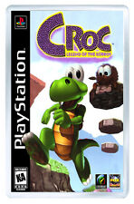 CROC LEGEND OF THE GOBBOS PSX FRIDGE MAGNET IMAN NEVERA