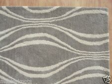 Brand New Scroll Tile Gray 8x10 10x8 Handmade Wool Area Rug Carpet