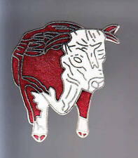 RARE PINS PIN'S .. AGRICULTURE VACHE COW KUH TRACTEUR ELEVAGE EMAIL ~BG