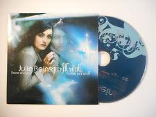 JULIE REINS : REINE D'UN JOUR ( EDIT VERSION - 3'30 ) ♦ CD SINGLE PORT GRATUIT ♦