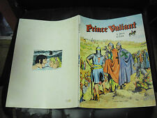 PRINCE VALIANT-N° 16-B- DAYS OF KING ARTHUR-CONTI-1954/1955 :HAROLD FOSTER-USATO