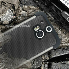 YELLOW-PRICE HTC ONE M8 Case [SLIM & PROTECTIVE Case] Slim Armor SERIES