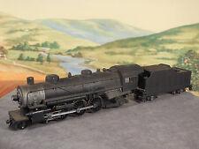 HO 1:87 Old Vintage Diecast 4-6-2 Steam Locomotive and Tender UNLETTERED