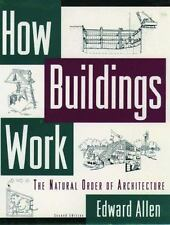 How Buildings Work: The Natural Order of Architecture -ExLibrary