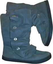 USED Ladies Blowfish Grey Boots Size 5 (H.SH)