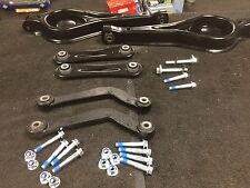 Per FORD MONDEO MK3 ESTATE REAR LOWER ARM SEMI Trailing Arm Braccio Kit Di Bulloni