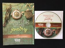 DVD Only! Weaving Wire Jewelry with Mary Hettmansperger