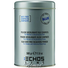Bleaching Powder Blue Dust-free ECHOS LINE ® MECHES e DECOLORAZIONI FORTI 500ml