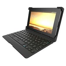ZAGG Folio Case Hinged with Bluetooth Keyboard for Android Tablets (7-inch) -...