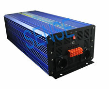 NEW 6000W Government Engineering Inverter 12/24/48VDC to 100/110/120/220/230VAC