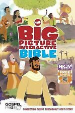 The Gospel Project: The NKJV Big Picture Interactive Bible, Hardcover :...