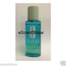 CLINIQUE RINSE OFF RINSE-OFF EYE MAKEUP MAKE UP SOLVENT REMOVER 1 OZ / 30 ML