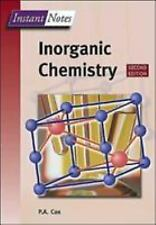BIOS Instant Notes in Inorganic Chemistry-ExLibrary