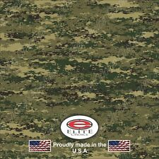 "DIGITAL MARINE CAMO DECAL 3M WRAP VINYL 52""x15"" TRUCK PRINT REAL CAMOUFLAGE"