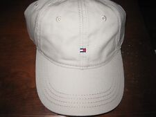 NWT MENS TOMMY HILFIGER LOGO SPORT BASEBALL CAP-ADJUSTABLE ONE SIZE