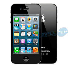 APPLE IPHONE 4S 32 GB NERO GRADO A con ACCESSORI e GARANZIA 4 MESI, BLACK