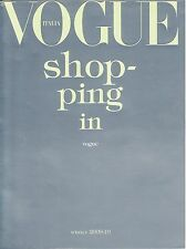 VOGUE Italia SHOPPING IN VOGUE Winter 2009-10 Accesories Shoes Bags @NEW@