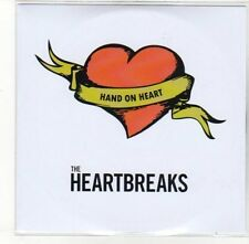 (DL84) The Heartbreaks, Hand On Heart - DJ CD