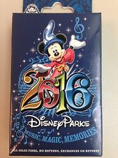 Disney Pins Two Mystery Pin Box For 2016 Mickey N Friends Set