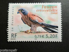 FRANCE 2000, timbre 3361, FAUCON, OISEAU, BIRD OF PREY, RAPACE, neuf** MNH