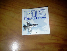 New F-16 Fighting Falcon pin