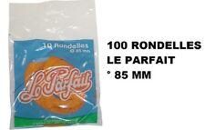 100 Rondelles Joints bocaux terrines °85MM LE PARFAIT