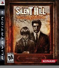 Silent Hill Homecoming [PlayStation 3 PS3, Horror Survival Video Game] NEW