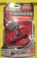 Transformers Universe IRONHIDE DELUXE CLASS Generations NEW SEALED Hasbro