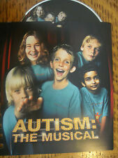 AUTISM THE MUSICAL EMMY DVD HBO SPECIAL CHILDREN CREATIVE THEATER
