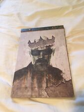 EXTREMELY RARE Breaking Bad promo book SEASON 5 VERY GOOD CONDITION