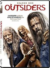 Outsiders Season 1 First Series One BRAND NEW SEALED DVD BOXSET