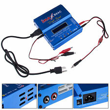 Quality-IMAX B6AC Balancer Charger/Discharger LiIon/LiPo/LiFe 1-6 Cells NiCd/MH