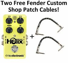 New TC Electronic Helix Phaser Guitar Effects Pedal!