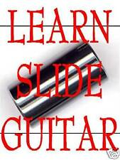 Learn SLIDE GUITAR in Standard Tuning DVD Blues & Rock! Why Change Tunings?