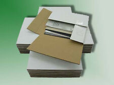"50 - 45 RPM Record Album Mailer Boxes & 100 - 7"" x 7"" Filler Pads - SHIPS FREE!"